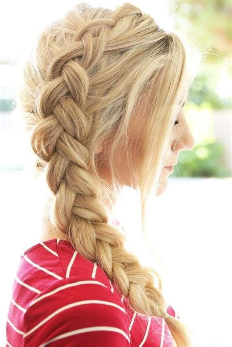Different Of Hair by The 25 Best Different Braids Ideas On Five