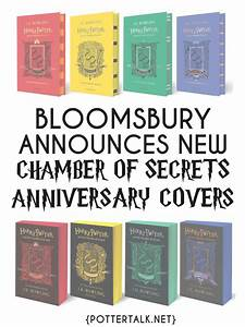 Potter Talk: Bloomsbury Announces New Release of Harry ...