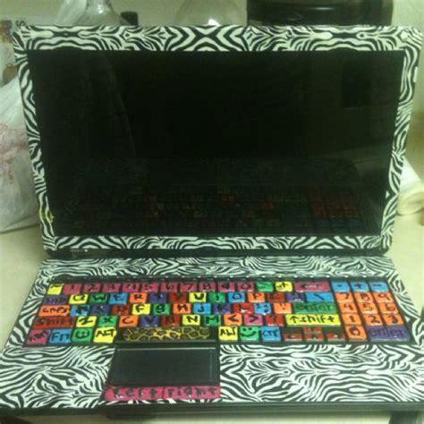 laptop decorating ideas diy laptop decoration crafty misc pinterest