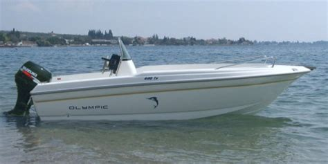 Olympic Boat by Olympic Boats 490 Fx