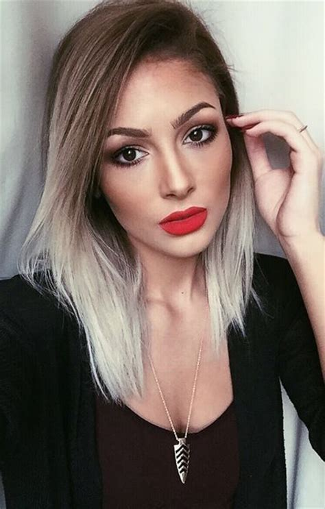 12 amazing two tone hairstyles for 2016 pretty designs