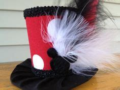 mini top hat minnie  top hat minnie mouse birthday