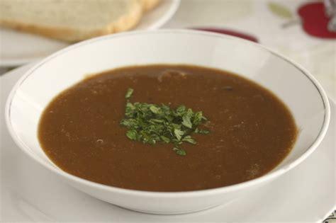 oxtail soup oxtail soup food ireland irish recipes