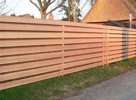 Sichtschutz Garten Douglasie by Douglasie Keilspund Zaun Holzfassaden Archeholz In
