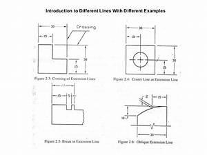 Basic Mechanical Engineering drawing