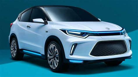 Auto China 2018 Honda Everus Ev Concept