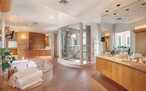 bathroom luxury home interior HD wallpaper