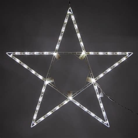 snowflakes stars  led folding star decoration
