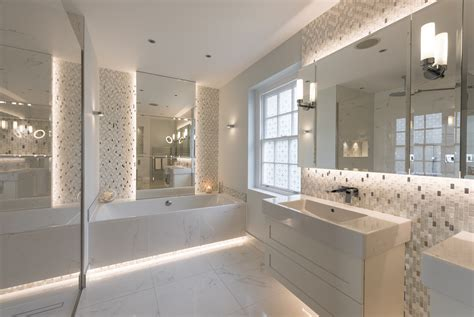 Modern Marble Bathroom Ideas by Marble Bathroom Project Esher Bathroom Eleven