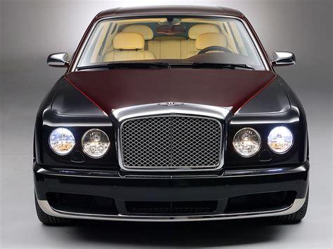 bentley arnage limousine specs