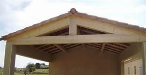 Ferme De Charpente : realiser une ferme de charpente immobilier pour tous ~ Melissatoandfro.com Idées de Décoration