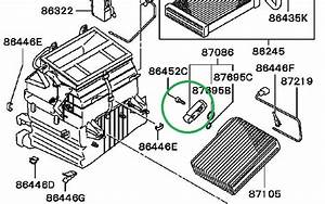 Where Is The Thermostatic Expansion Valve Located On A