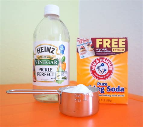 cleaning kitchen cabinets with vinegar and baking soda vinegar and baking soda drain cleaner a to home
