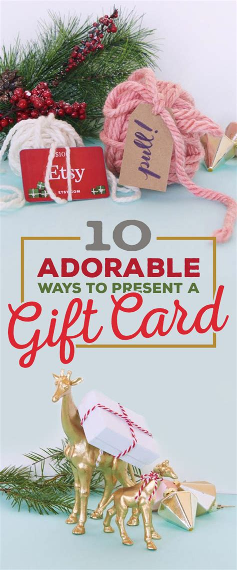 buzzfeed christmas gifts 10 incredibly ways to give a gift card