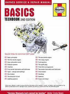 Motorcycle Basics Techbook Haynes Online Manual