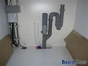 Brancher Un Lave Vaisselle : comment raccorder un lavabo ikea ~ Melissatoandfro.com Idées de Décoration