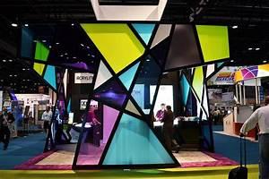 Evonik Plexiglas Shop : acrylite acrylic panels for evonik 39 s tradeshow booth www ~ Whattoseeinmadrid.com Haus und Dekorationen