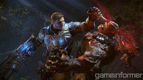 Gears Of War 4 Game Informer Screenshots Gematsu