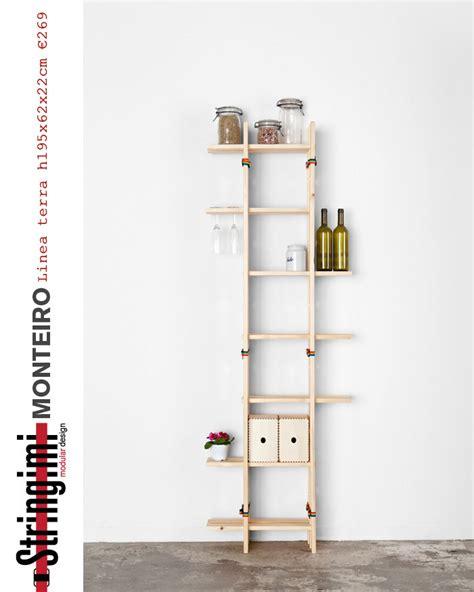 Libreria Economica On Line by Librerie Economiche In Legno Mattoni Modular Di Giorgio