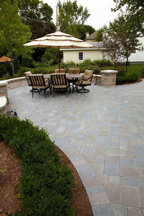 Unilock Patio - unilock patio ideas for our patio project in my dreams