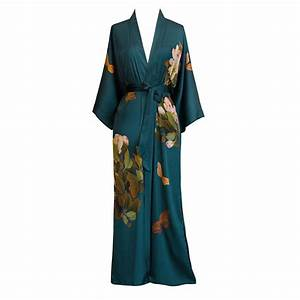 25 best ideas about kimono robe on pinterest nightwear With robe kimono longue