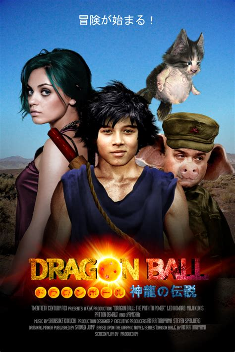 Maybe you would like to learn more about one of these? Dragon Ball - Proper movie by Elmic-Toboo on DeviantArt