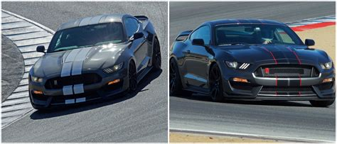Gt500 Vs Gt350 by Ford Mustang Shelby Gt350r Vs Gt350 Dyno Comparison