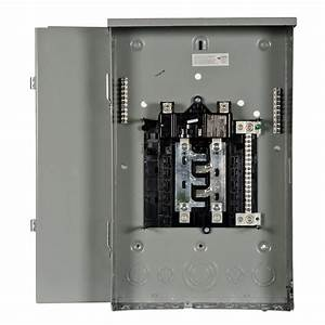 Siemens Pl Series 200 Amp 8