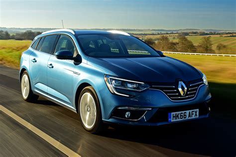 renault megane sport new renault megane sport tourer estate 2017 review