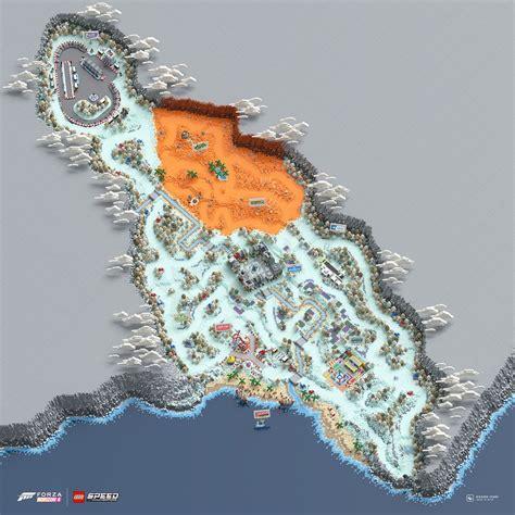 Join our forza horizon 4 club. Forza Horizon 4 Lego Speed Champions Treasure Map
