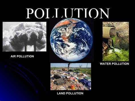 presentacion pollution
