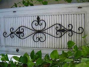 Large wrought iron wall decor ideasdecor ideas