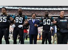 Shahid Khan, NFL Players Kneel in Reaction to Donald Trump