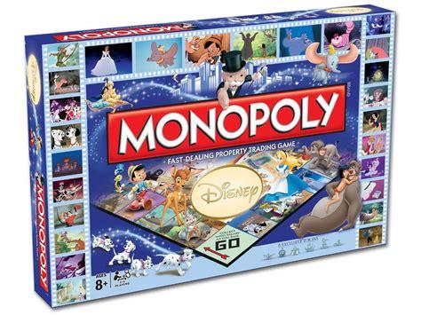 disney monopoly board game  puzzle palace australia