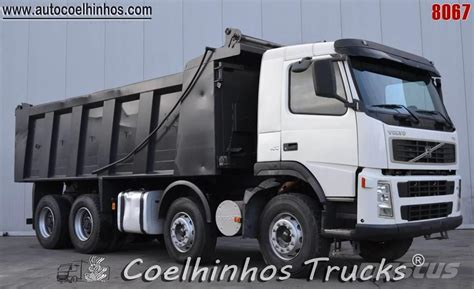 volvo fm  dump trucks year  price