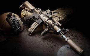 Guns And Money Wallpaper - wallpaper.
