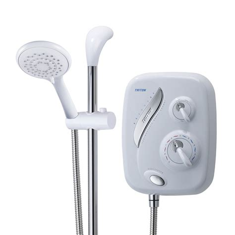 Power Shower Low Water Pressure as2000xt thermostatic power shower