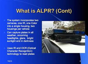 The cops are tracking my car—and yours | Ars Technica