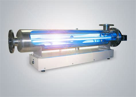 uv light for water disinfection iron
