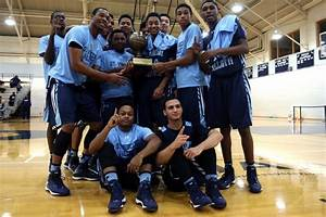 Pallotti Boys Basketball Downs Gilman In Bristow