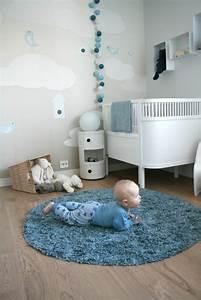 Teppich Im Babyzimmer : babyzimmer ideen gestalten sie ein gem tliches und kindersicheres ambiente ~ Markanthonyermac.com Haus und Dekorationen