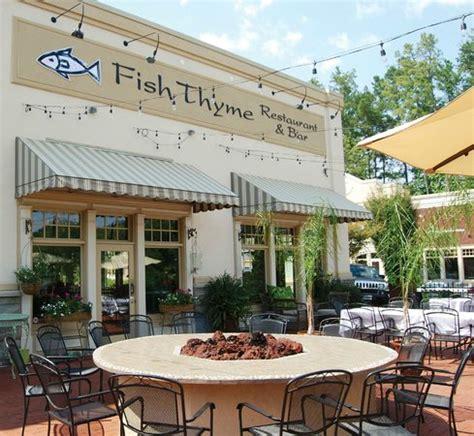 fish thyme acworth restaurant reviews phone number