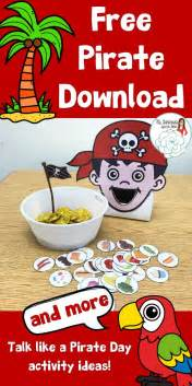 speech therapy pirates images  pinterest