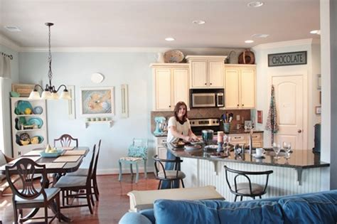 newest kitchen colors feature friday s montevallo home southern hospitality 1088