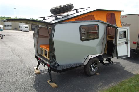 eco friendly campers  small trailer enthusiast