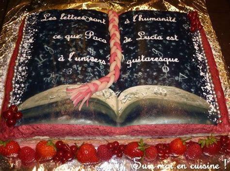 repose livre cuisine bavarois aux fruits rouges façon livre ouvert sucr and chic décorations gourmandes