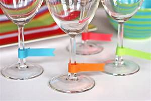 custom wine glass labels to personalize your drinks With custom wine glass labels