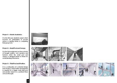 Architecture Design 301 Portfolio