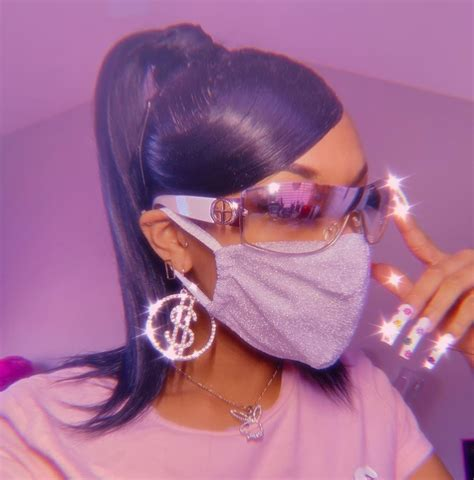 Images Boujee Pink Baddie Aesthetic Pin By Chyra J 🦋 On