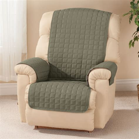 Microfiber Recliner Protector   Chair Protector   Easy